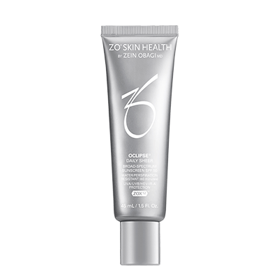 oily skin hydration, oclipse® daily sheer