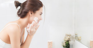 skincare regime