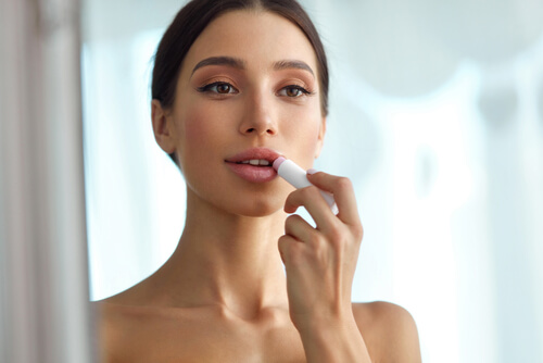 dry lips, lips spf protection