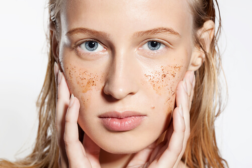 over-exfoliating, signs of over-exfoliation