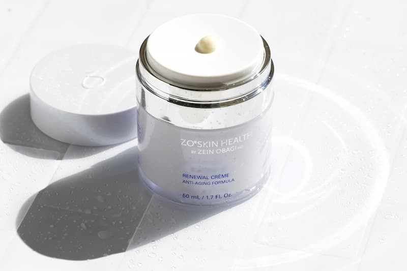 zo recovery creme, skincare swaps, winter skincare, skin hydration