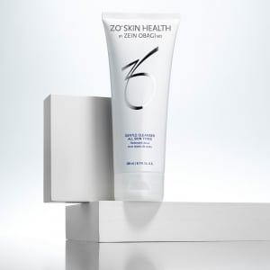 dehydrated skin gentle cleanser