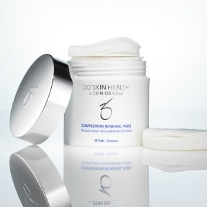 hydroquinone alternatives complexion renewal pads